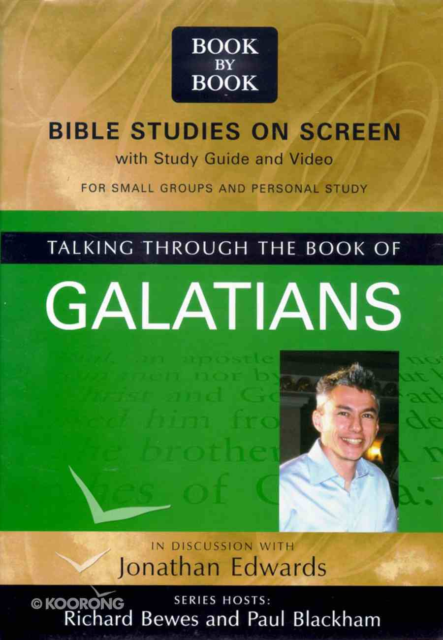 Talking Through the Book of Galatians (Pal) (Book By Book Series) Video