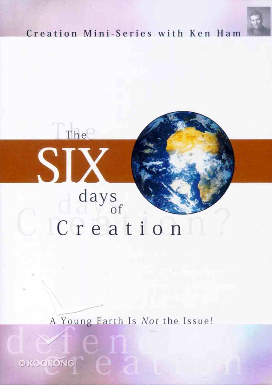 Creation Mini Series #02: The Six Days of Creation DVD