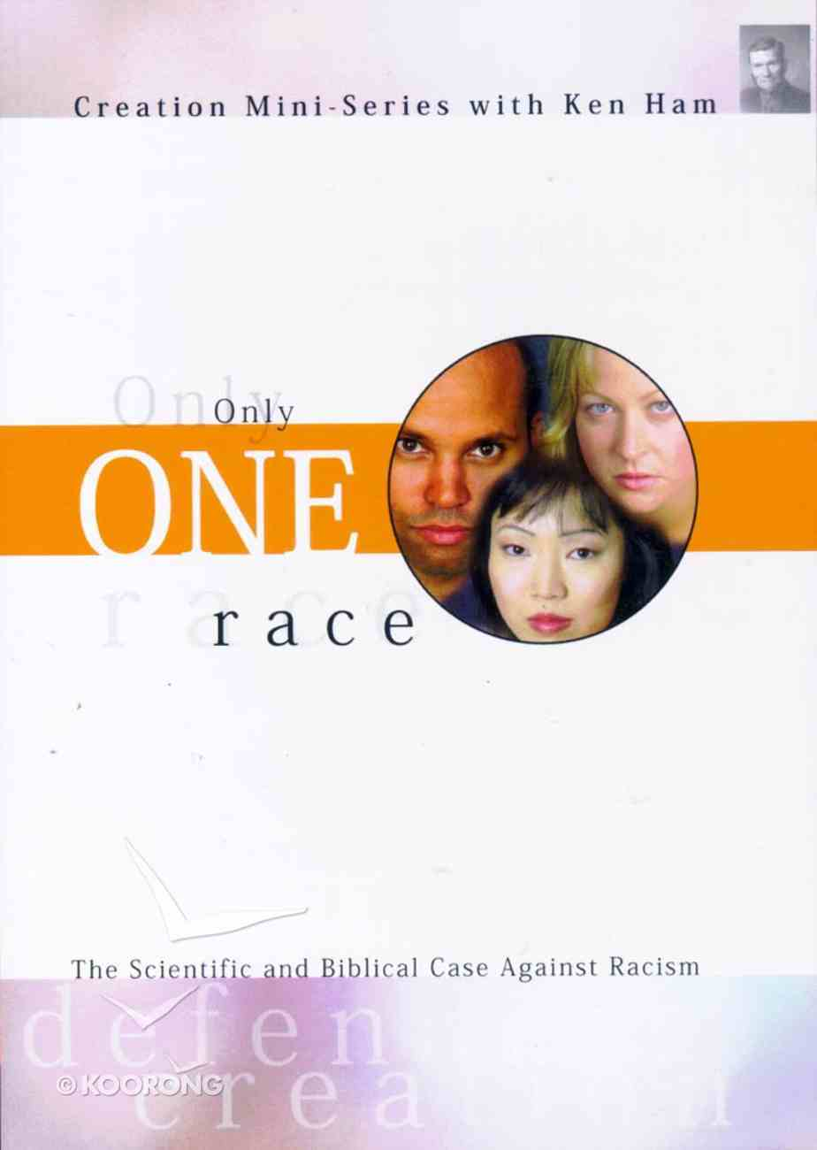 Creation Mini Series #04: Only One Race DVD