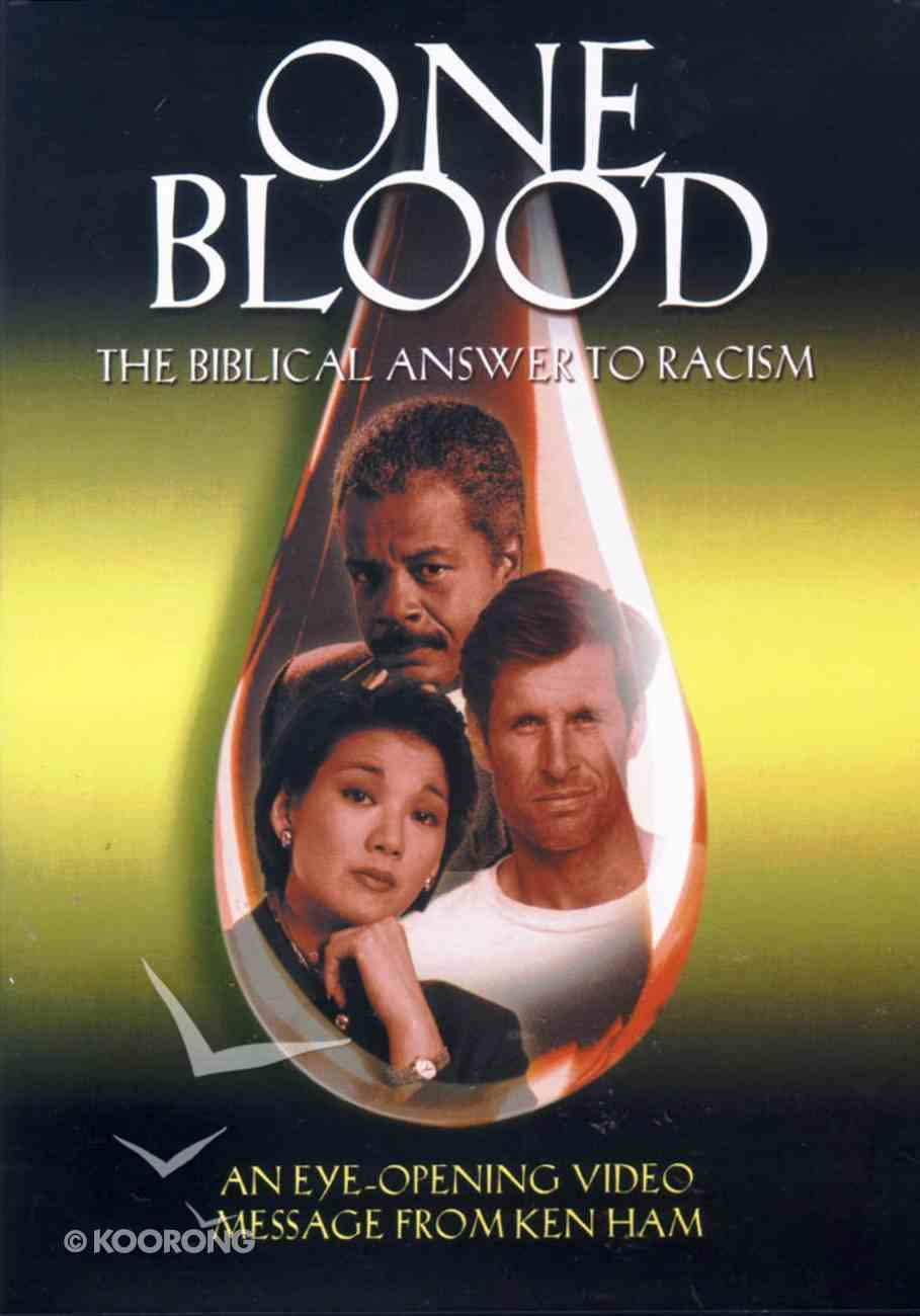 One Blood DVD