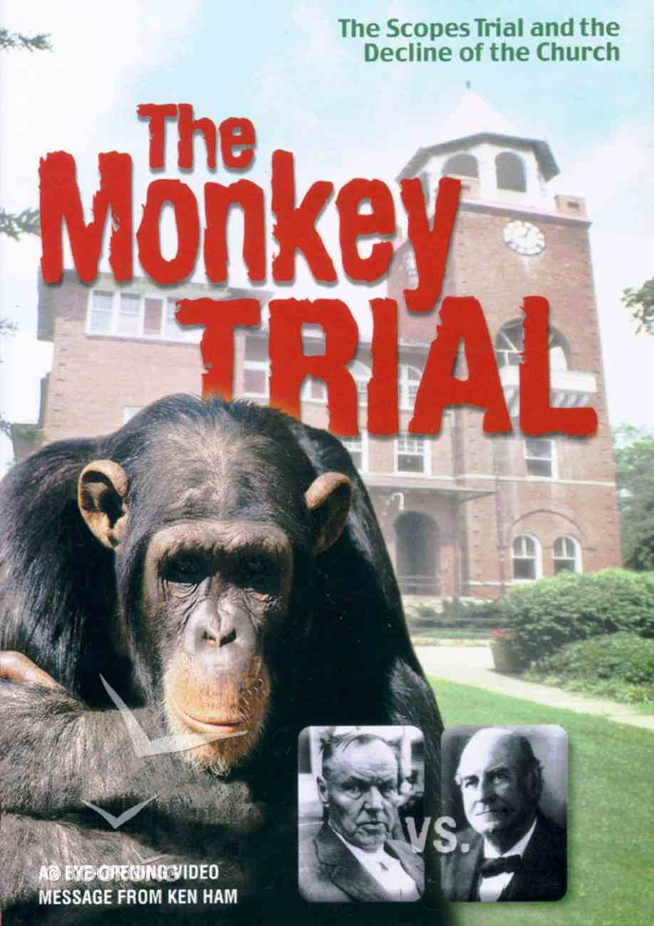 The Monkey Trial DVD