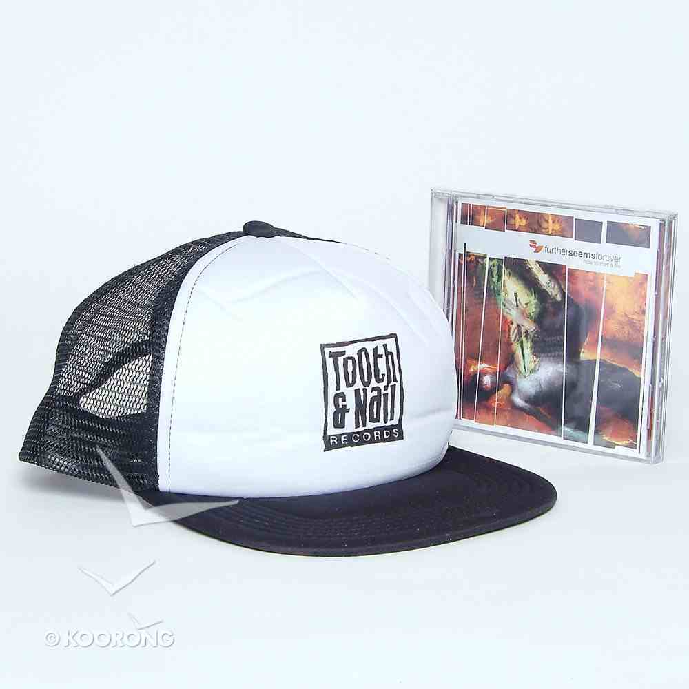 How to Start a Fire + Tooth & Nail Hat CD