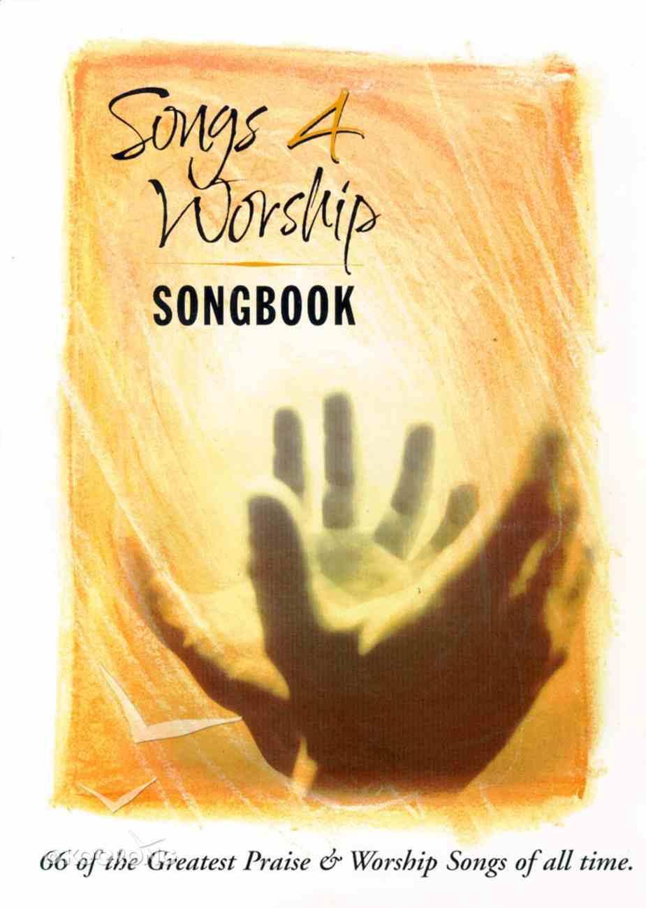 Songs 4 Worship Music Book (Songs 4 Worship Series) Paperback