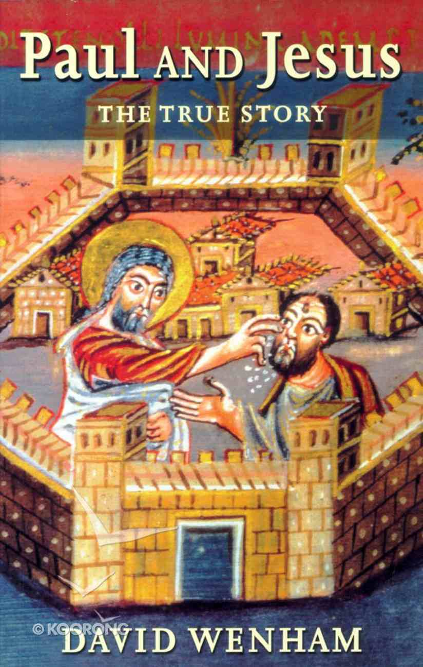 Paul and Jesus Paperback