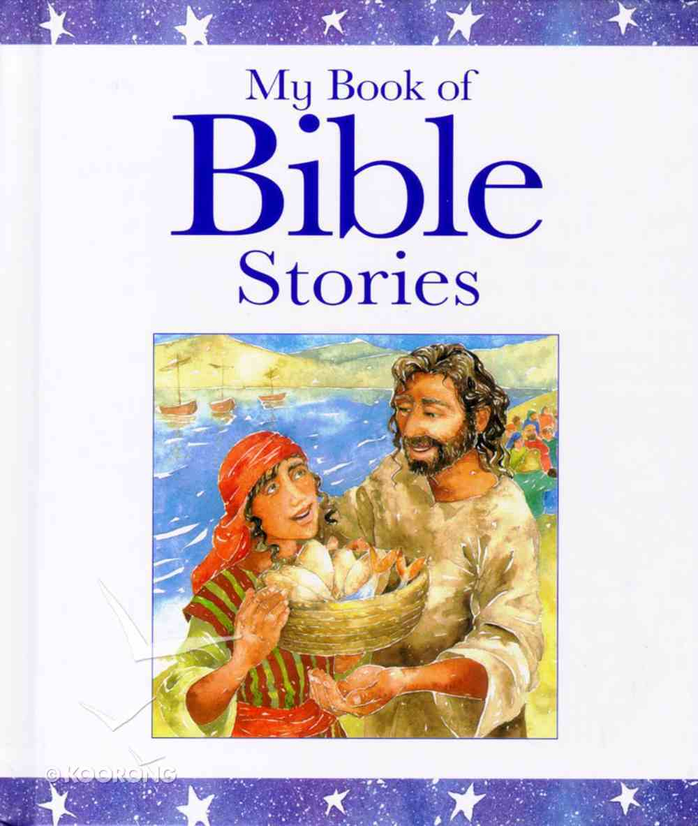 My Book of Bible Stories Hardback