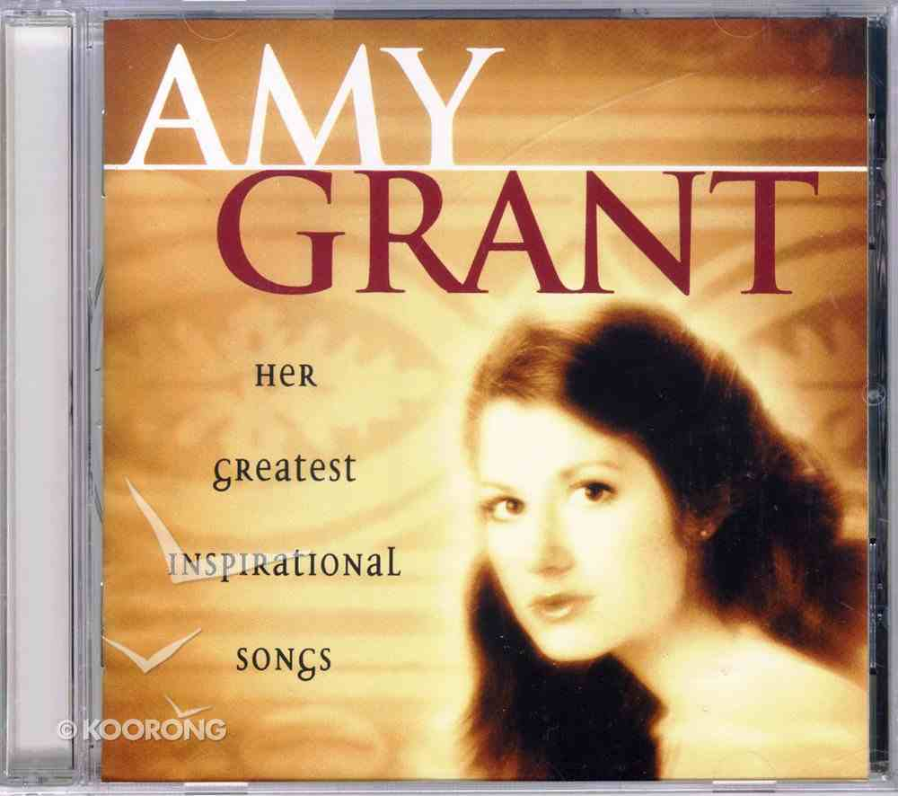 Amy Grant: Her Greatest Inspirational Songs CD
