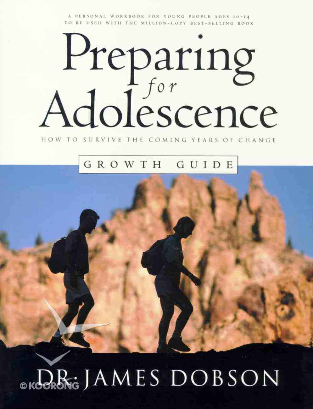 Preparing For Adolescence (Growth Guide) Paperback