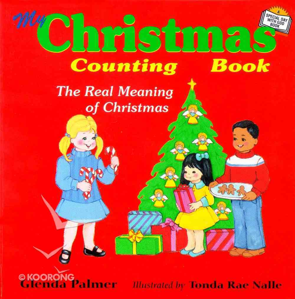 My Christmas Counting Book Board Book