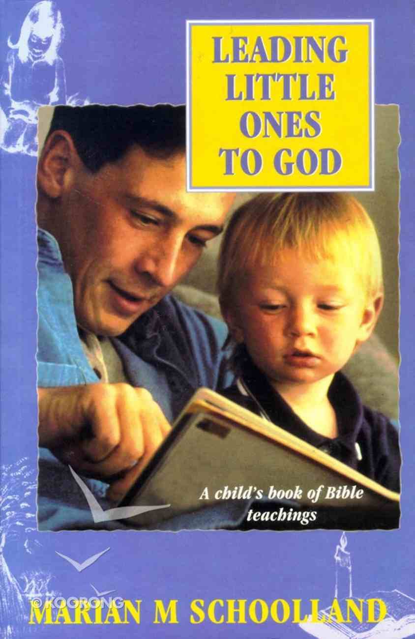 Leading Little Ones to God Paperback
