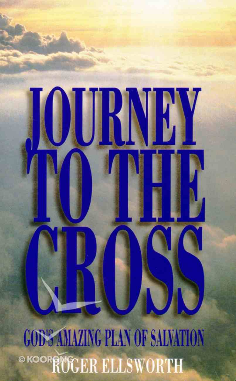 Journey to the Cross Paperback