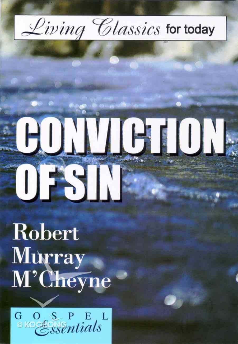 Conviction of Sin Paperback