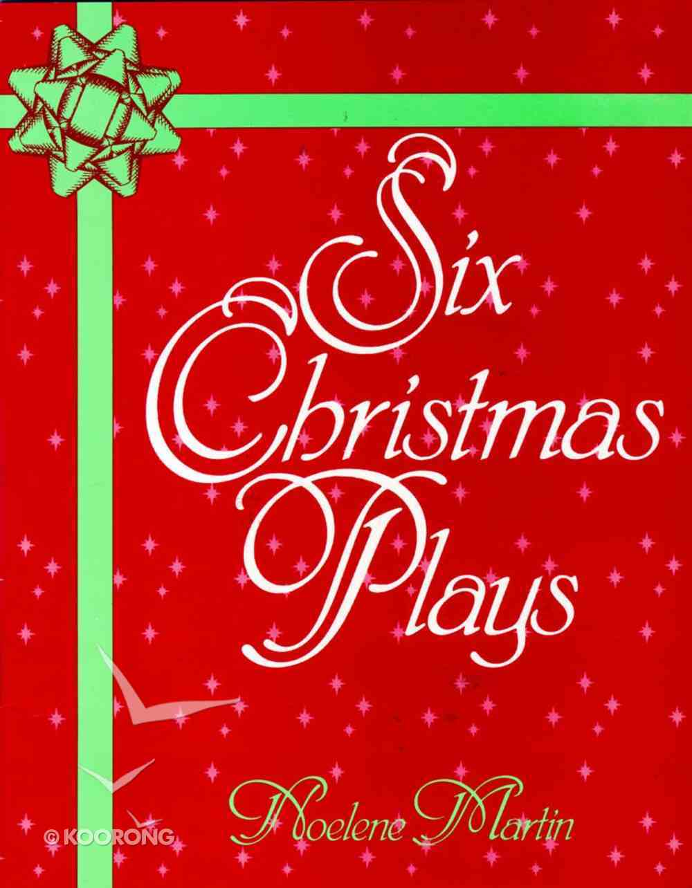 Six Christmas Plays Paperback