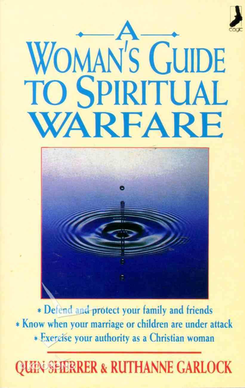Woman's Guide to Spiritual Warfare Paperback