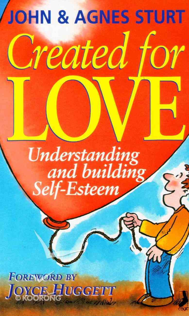 Created For Love Paperback