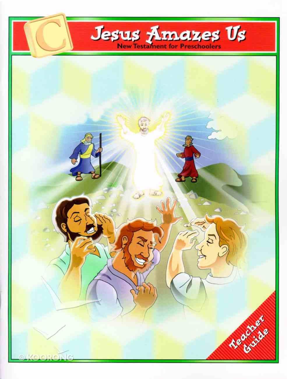 Dlc Preschool: NT, Unit C Ages 2-5 (Teacher) (Discipleland Preschool, Ages 3-5 Series) Paperback