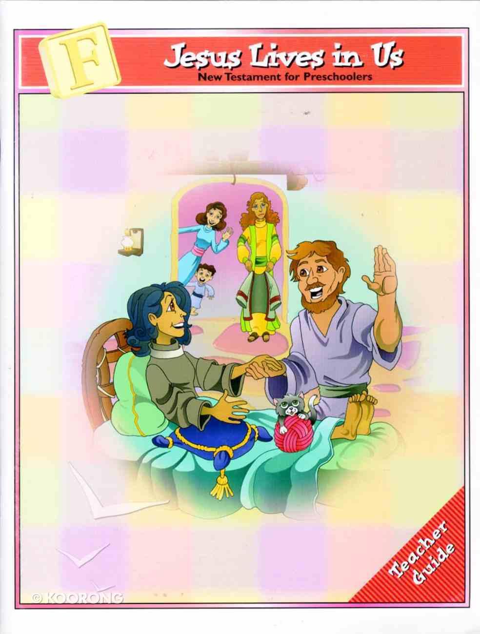 Dlc Preschool: NT, Unit F Ages 2-5 (Teacher) (Discipleland Preschool, Ages 3-5 Series) Paperback