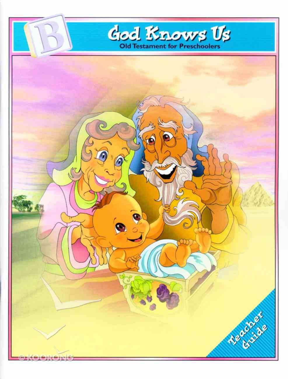 Dlc Preschool: OT, Unit B Ages 2-5 (Teacher) (Discipleland Preschool, Ages 3-5 Series) Paperback