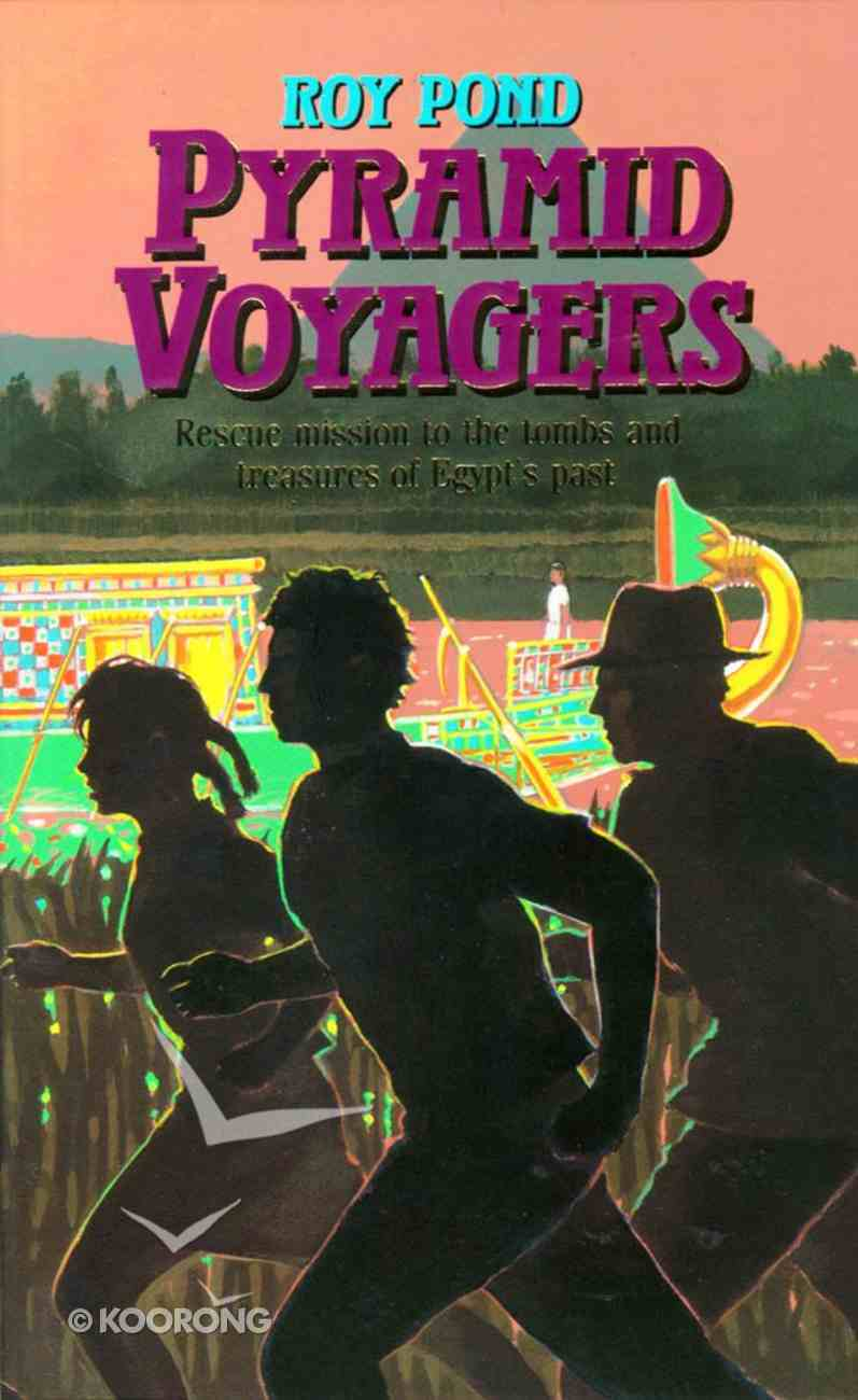 Pyramid Voyagers (#02 in Egyptian Series) Paperback