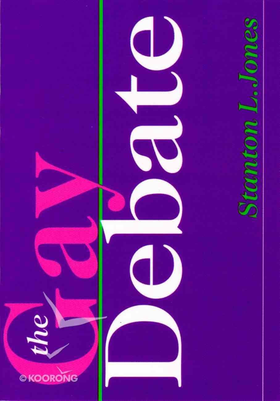 The Gay Debate Booklet
