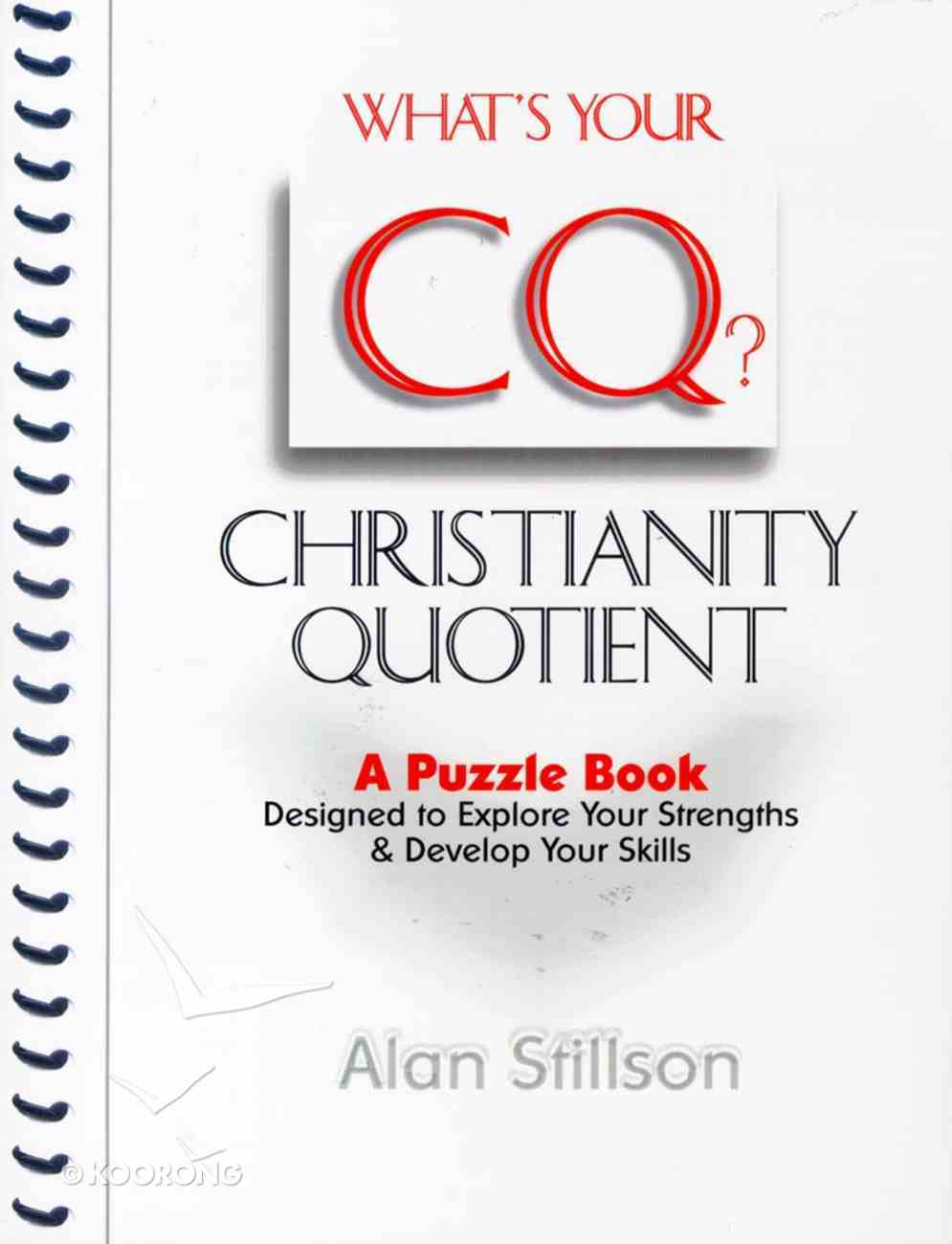 What's Your Cq? (Christianity Quotient) Paperback