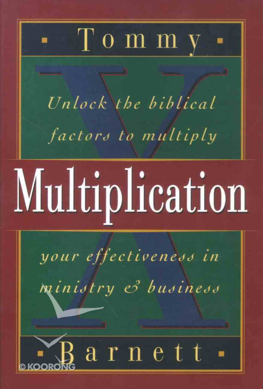 Multiplication Paperback