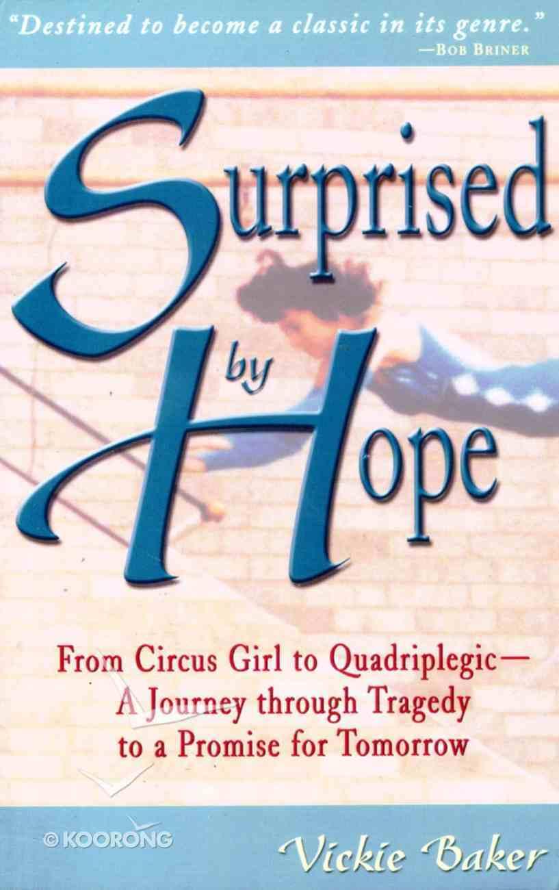 Surprised By Hope Paperback