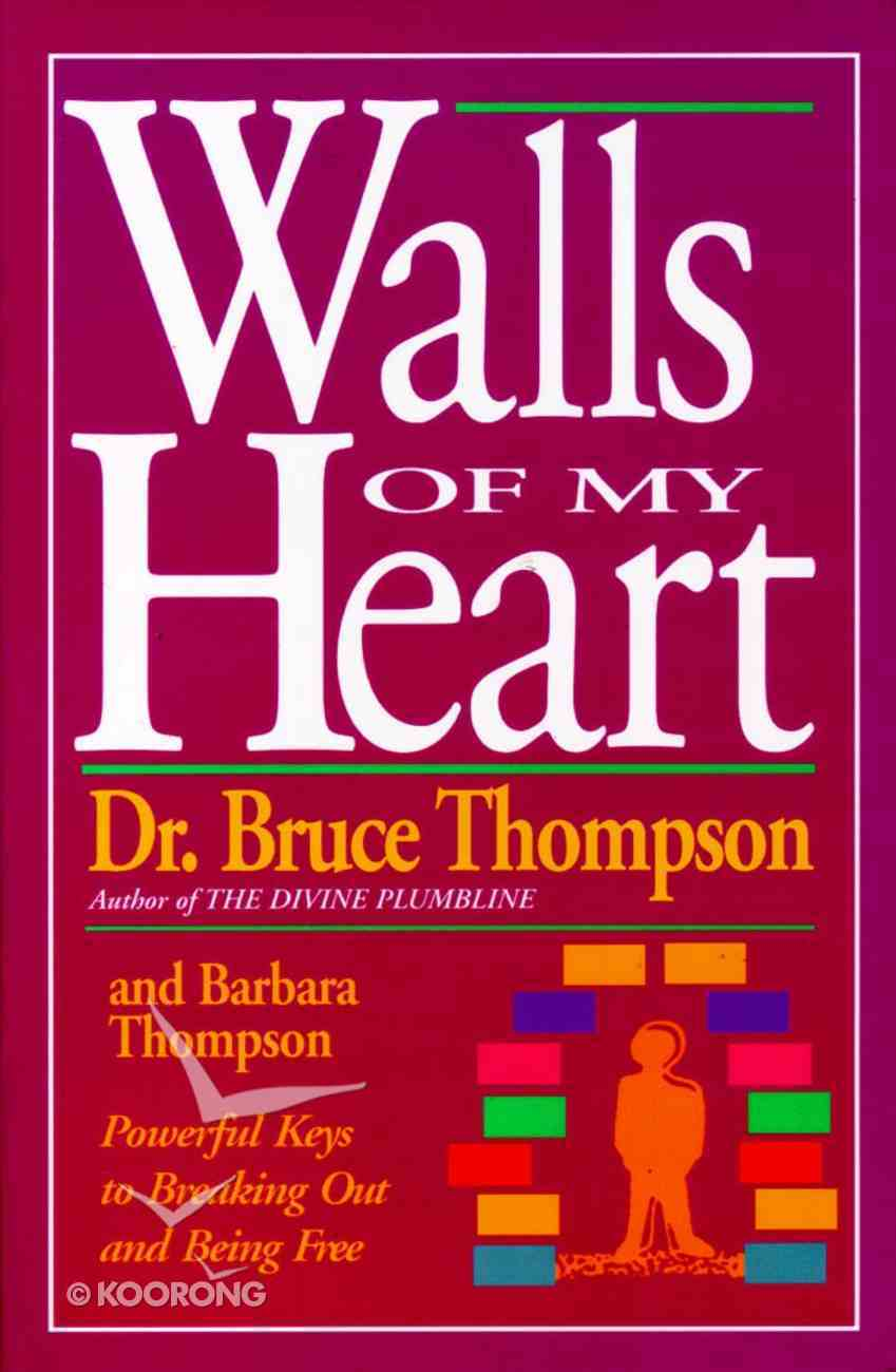 Walls of My Heart Paperback