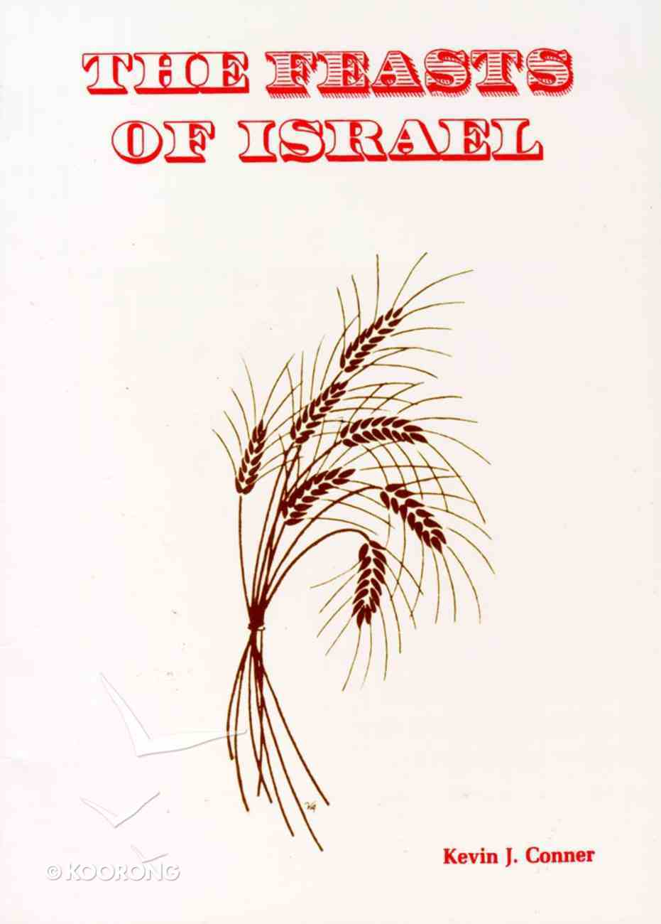 The Feasts of Israel Paperback