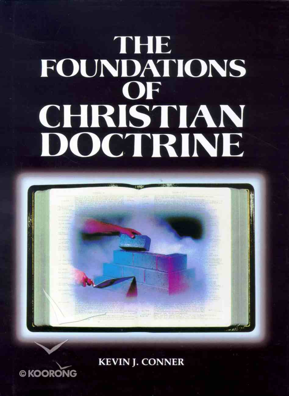The Foundations of Christian Doctrine (Reprint 2018) Paperback