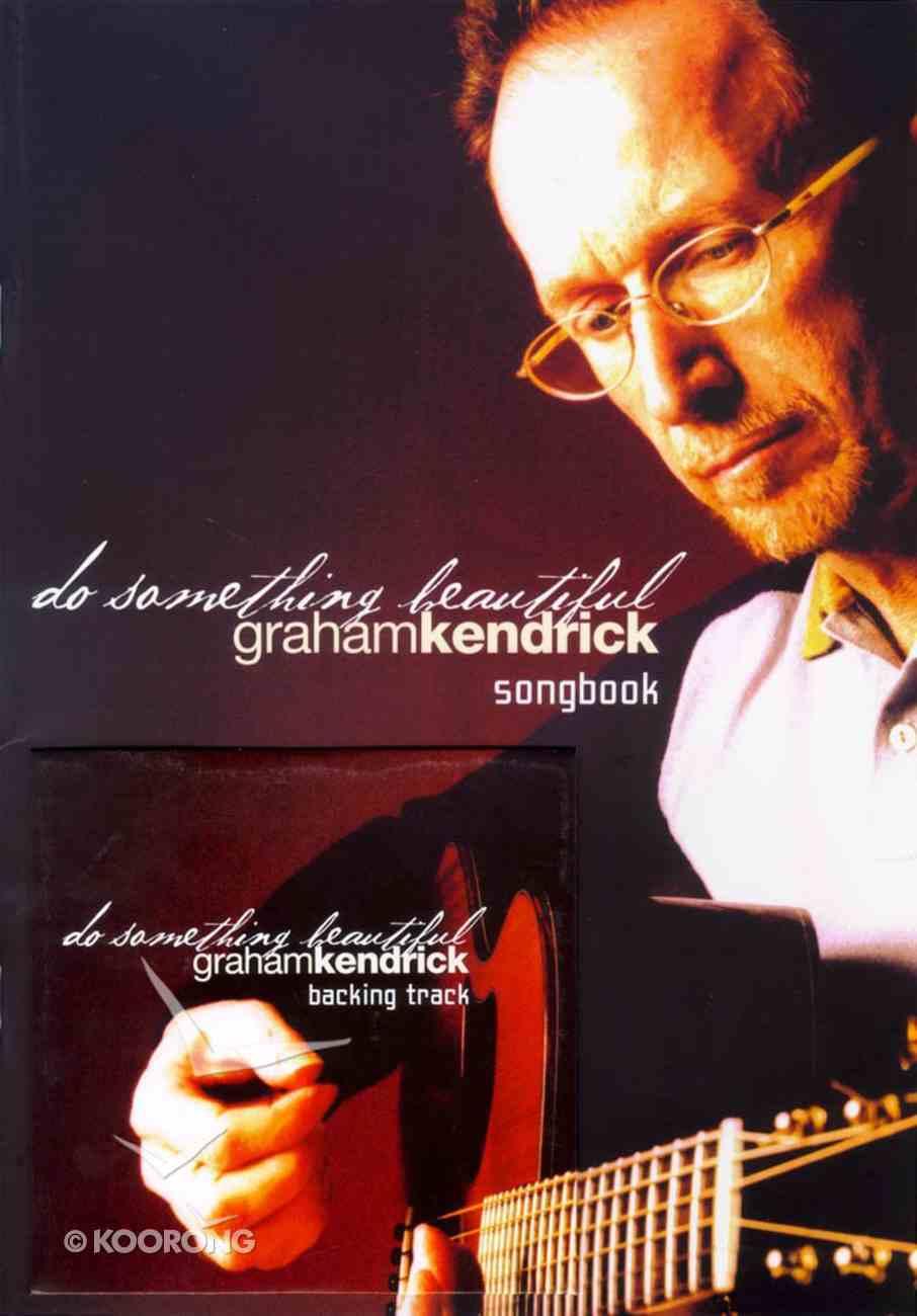 Do Something Beautiful (Music Book) Paperback