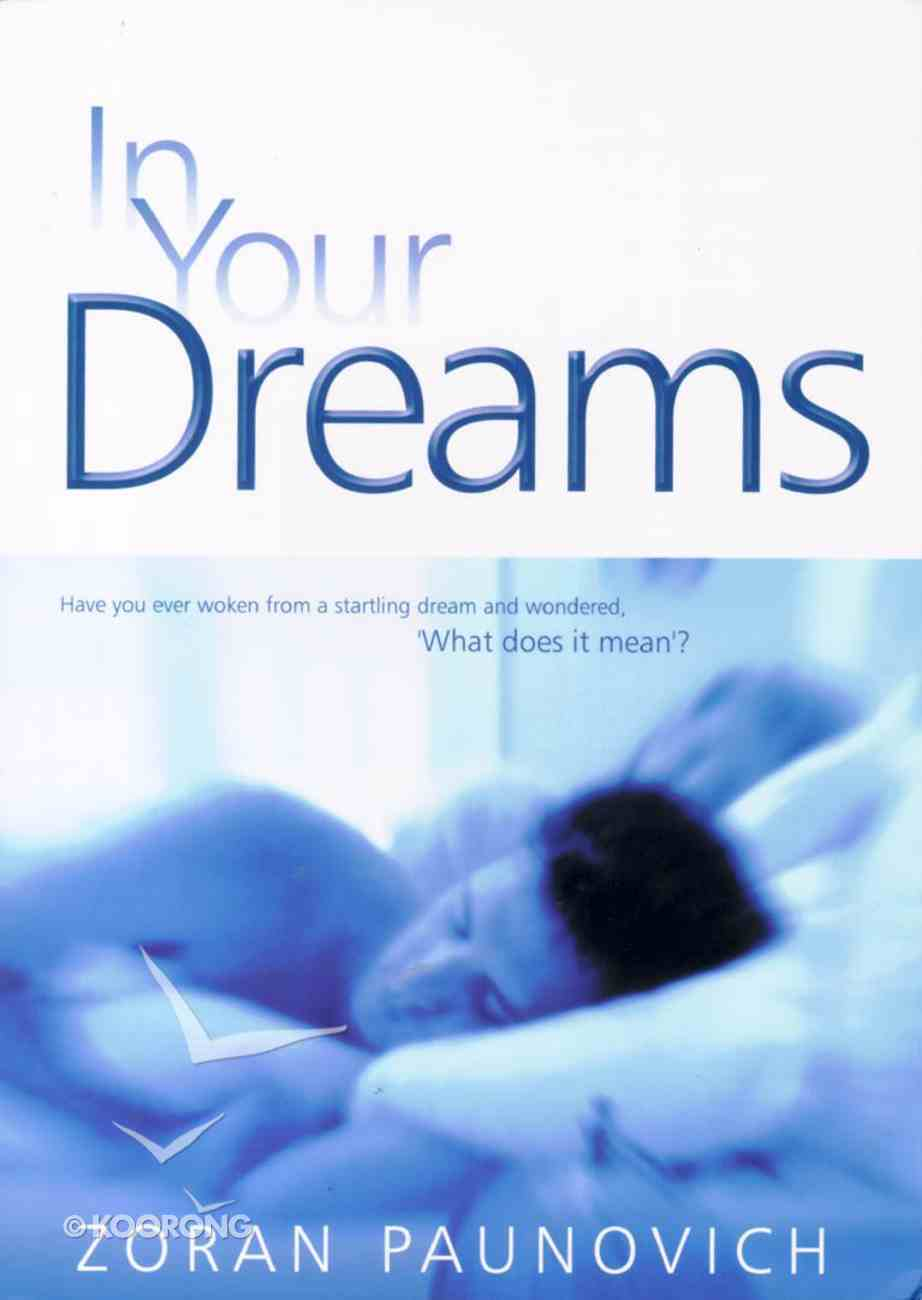 In Your Dreams Paperback