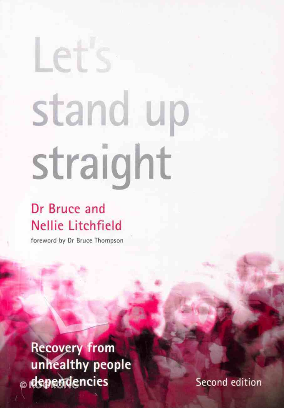 Let's Stand Up Straight (3rd Edition) Paperback