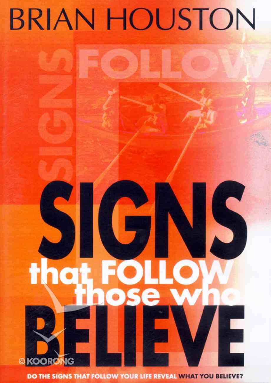 Signs That Follow Those That Believe CD