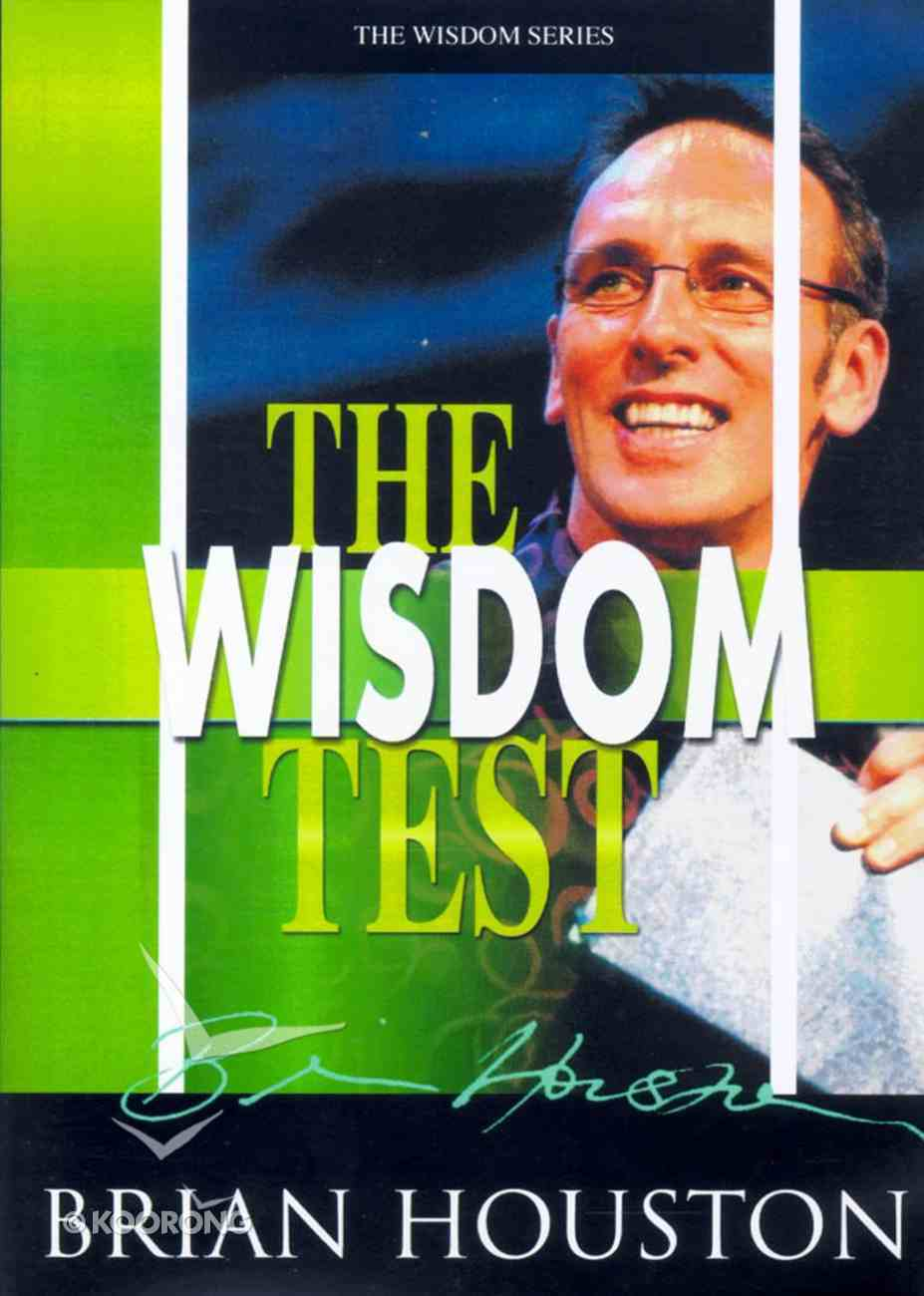 The Wisdom Test CD