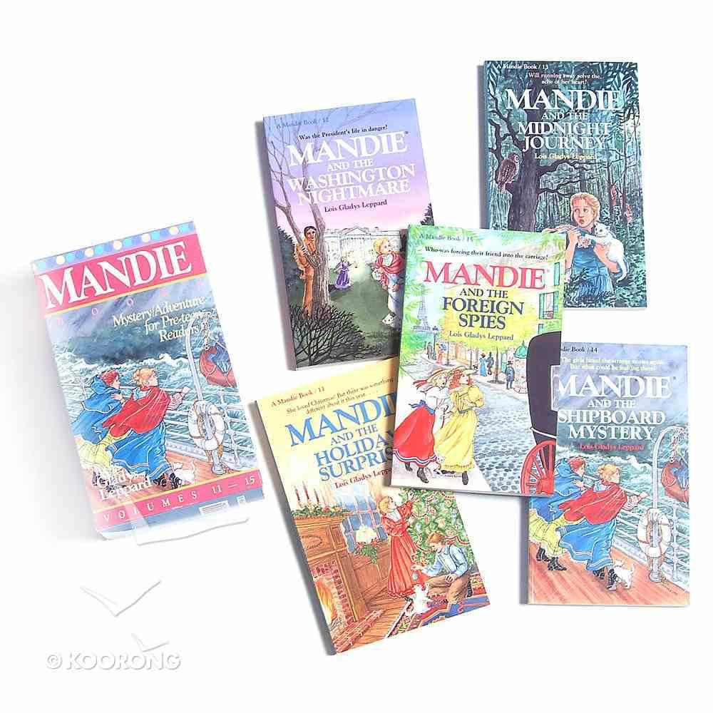 Mandie (Set 11-15) (Mandie Series) Pack