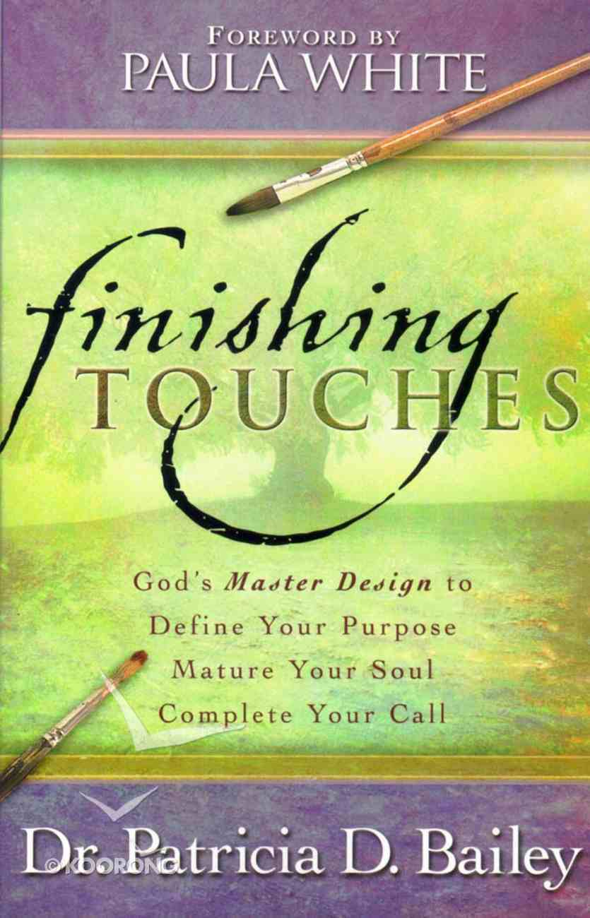 Finishing Touches Paperback