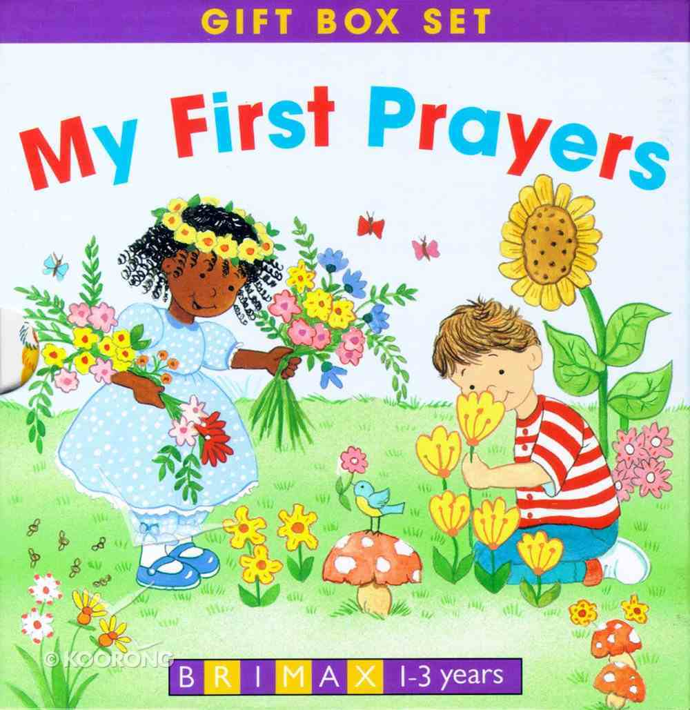 My First Prayers (8 Vol Gift Box Set) Pack