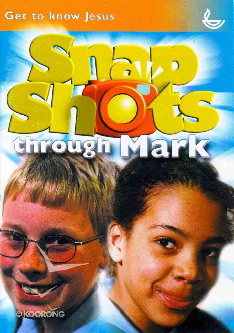Through Mark (Snapshot Series) Paperback