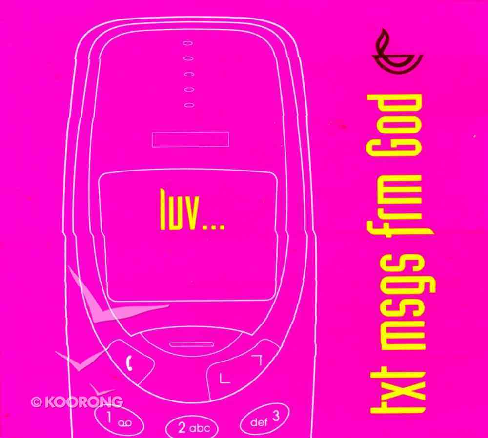 Luv... (Text Message From God Series) Paperback