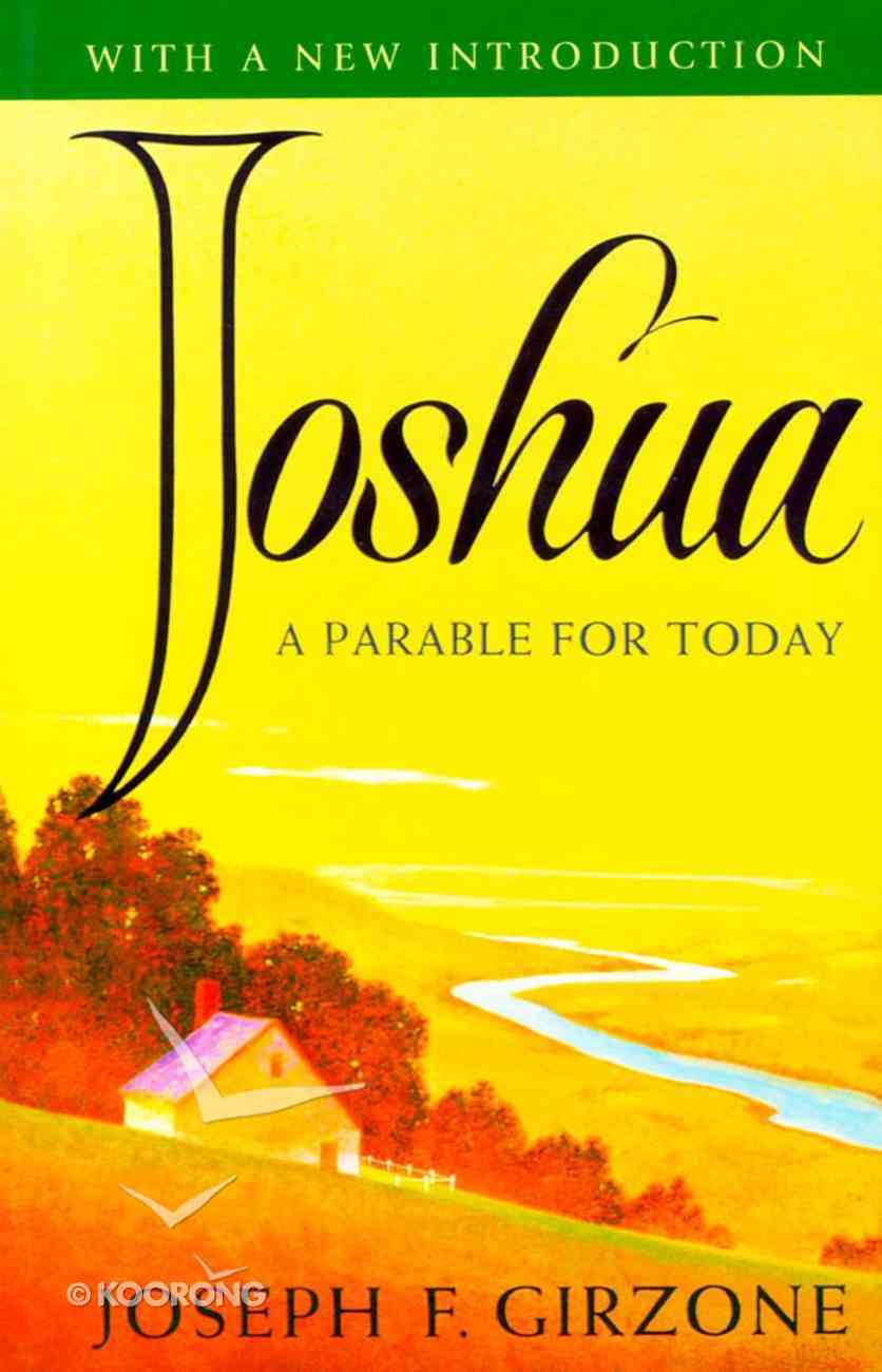 Joshua Parable For Today Paperback
