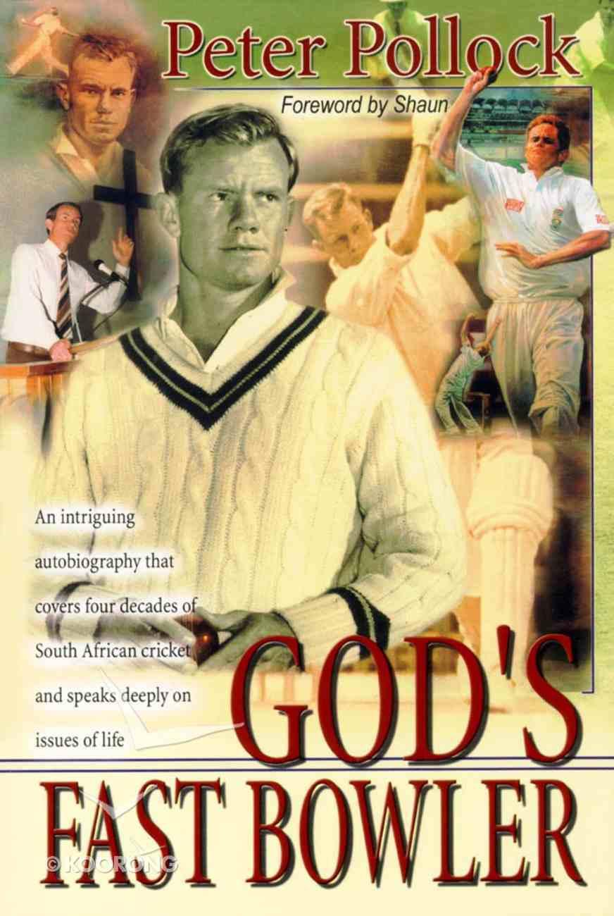 God's Fast Bowler Paperback