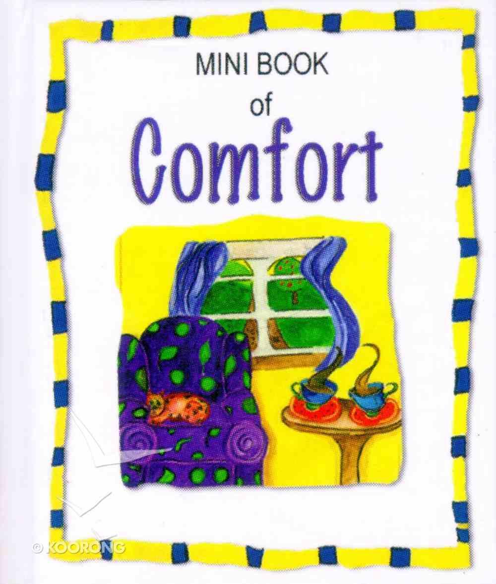 Mini Book: Of Comfort Hardback