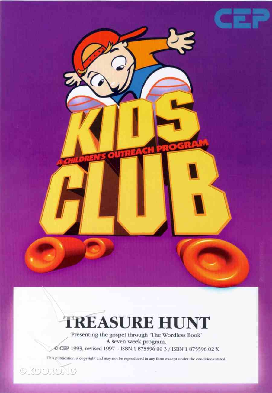 Kids Club: Treasure Hunt Pack