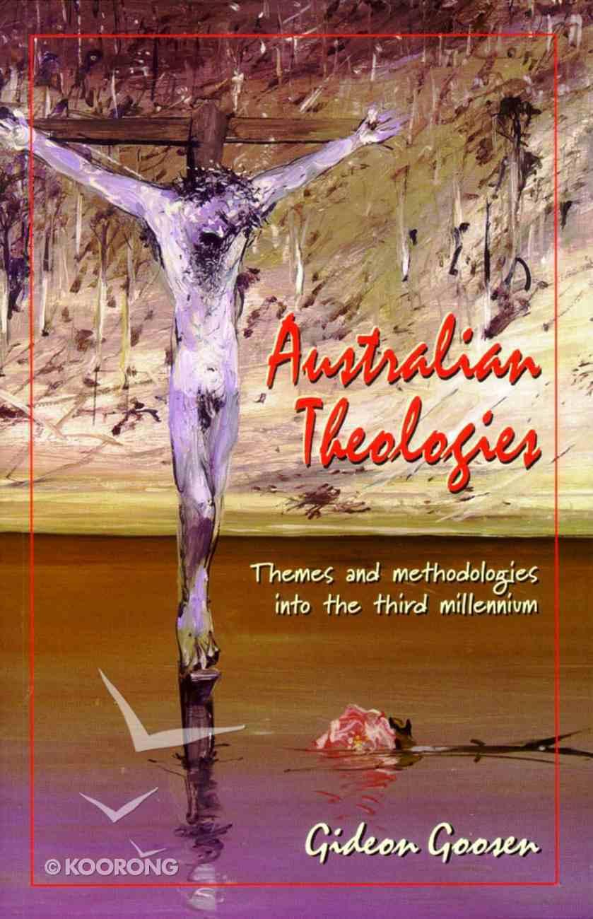 Australian Theologies Paperback