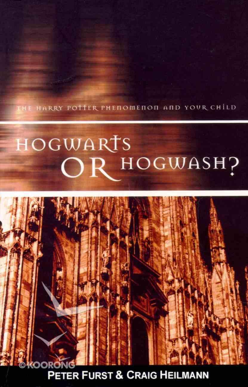Hogwarts Or Hogwash? (Harry Potter) Paperback