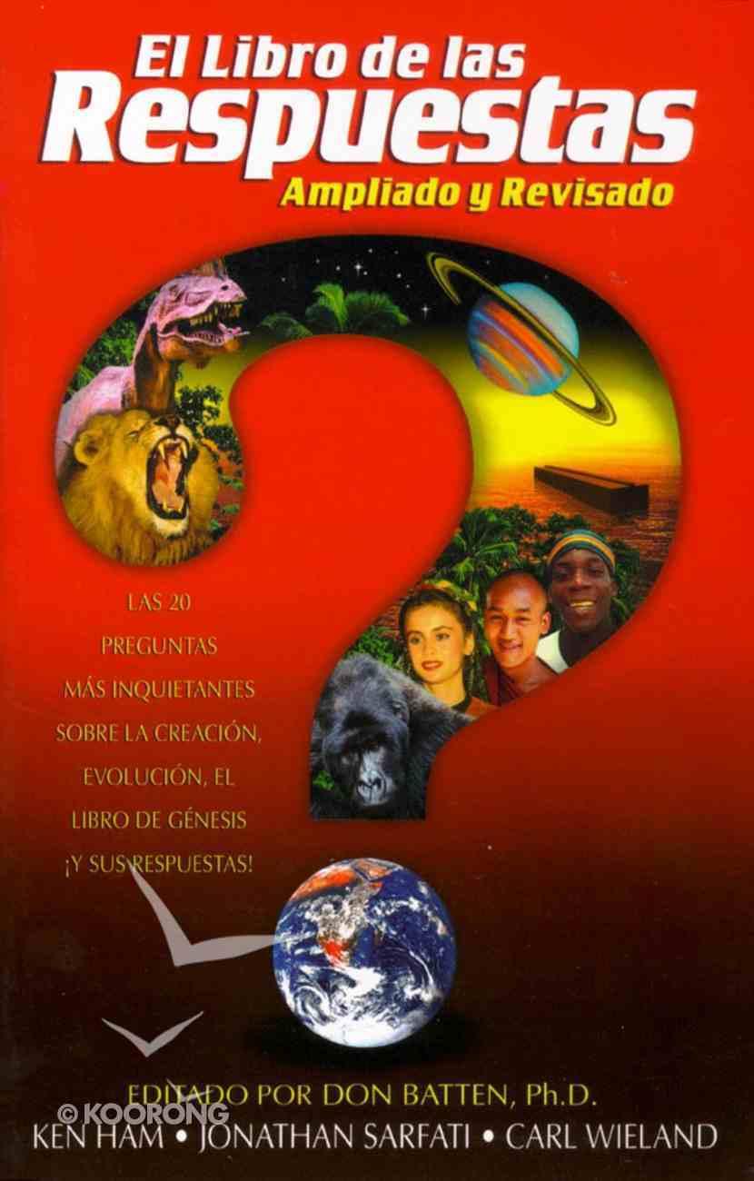 El Libro De Las Respuestas (The Answers Book) Paperback