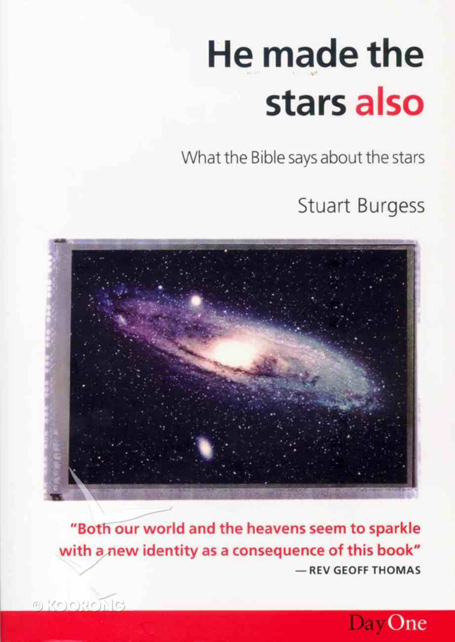 He Made the Stars Also Paperback
