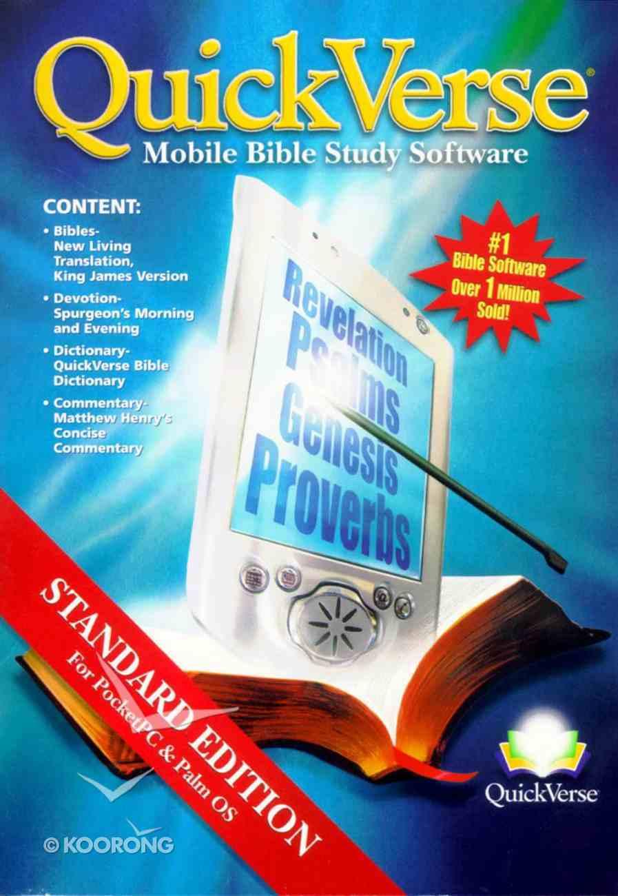 Quickverse Pda Palm/Pocketpc Standard CD-rom