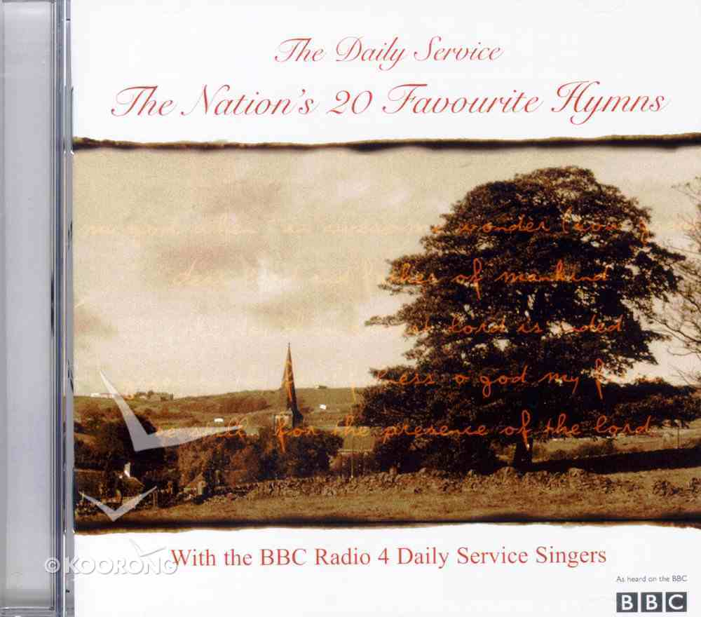 Daily Service the: The Nation's 20 Favourite Hymns CD