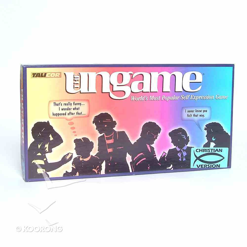 Ungame Christian Version Game